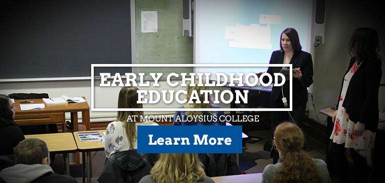 Program Education Early Childhood Education As Mount